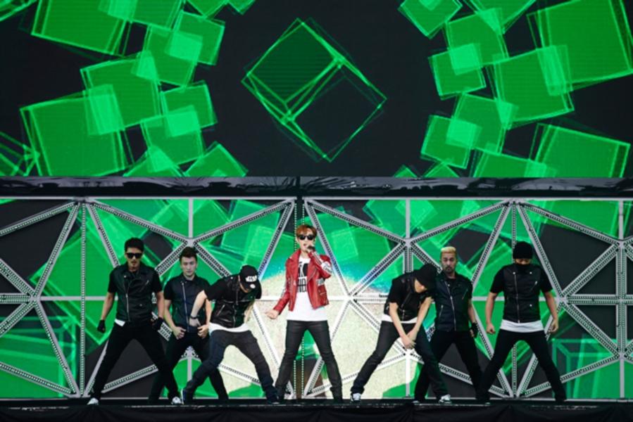 SMTOWN, 대만도 홀렸다! SMTOWN LIVE 대만 공연 대성황!