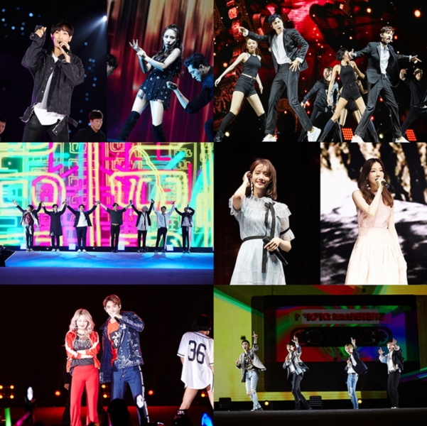 'SMTOWN LIVE' 중동의 허브에서도 통했다! 두바이 첫 콘서트 대성황!