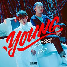 '스테이션 영' 백현X로꼬 컬래버레이션 신곡 'YOUNG' 8월 31일 오후 6시 공개!