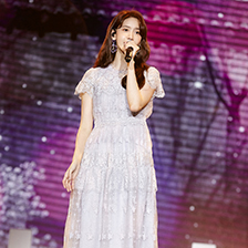 윤아, 팬미팅 투어 'So Wonderful Day' 싱가포르도 대성황!