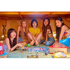 레드벨벳 '음파음파', 가온 앨범 차트도 1위! '서머 끝판왕' 위력 입증!