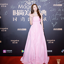 임윤아, 중국 2019 COSMO GLAM NIGHT에서 '올해의 인물상' 수상