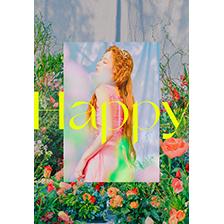 태연, 9일 신곡 'Happy' 공개!