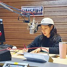 권유리(소녀시대 유리), '꿈꾸는 라디오' 스페셜 DJ 성공적 마무리!
