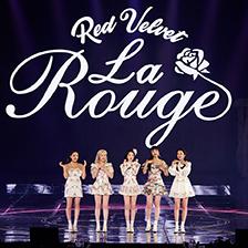 레드벨벳, 세 번째 단독 콘서트 'La Rouge' 공연 화보집 7월 3일 출시!