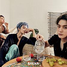 NCT DREAM 런쥔, 제노, 재민, 나른하고 여유로운 무드의 여름 화보 공개