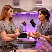소녀시대 유리의 '유리한 식탁',