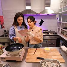 소녀시대 유리의 '유리한 식탁', 유리 잡으러 왔다!