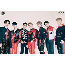 SuperM, 14일 신곡 '100' 발매 기념 카운트다운 라이브 예고!