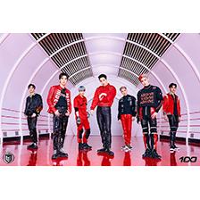 SuperM, 싱글 '100' 14일 오후 1시 음원+MV 월드와이드 공개!