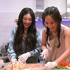 '유리한 식탁', VIP 손님 티파니의 키친 점령!