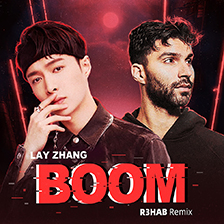엑소 레이 리믹스 싱글 'BOOM' 14일 낮 12시 공개! 레이와 DJ 리햅 컬래버!