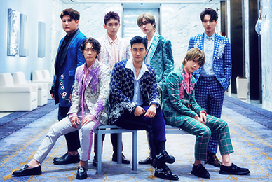 SUPER JUNIOR, Taiwan's largest music site' KKBOX 'ranked 50th on Korean album charts!