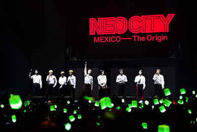 NCT 127 North America South America is also hot! The Mexico concert is sold out!