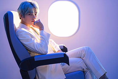 NCT TAEYONG's first solo song 'Long Flight' soundtrack + MV 6 pm on 6 pm!