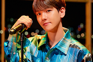 BAEKHYUN's 'Garden In The Air', the first song of 'Our Beloved BoA', will be released on the 31st at 6PM KST