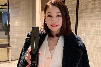 "Top model Han Hye Jin, ""2020 Korea Designer Fashion Awards"""