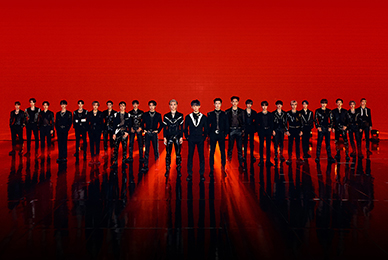 NCT, 2nd album final single 'RESONANCE' released on December 4th at 6pm!