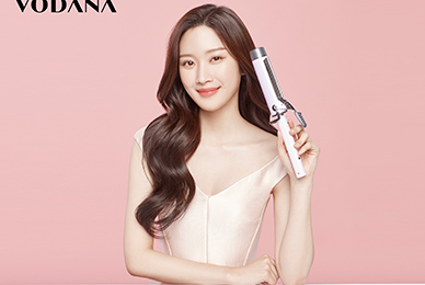 Mun Ka Young selected as hair brand muse'advertising love call'