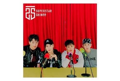 SHINee's Japan mini album 'SUPERSTAR' tops the Oricon Daily chart!